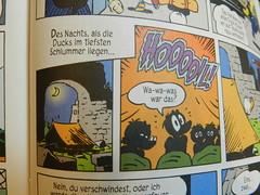 Donald Duck auf Deutsch (something I bought in Frankfurt)