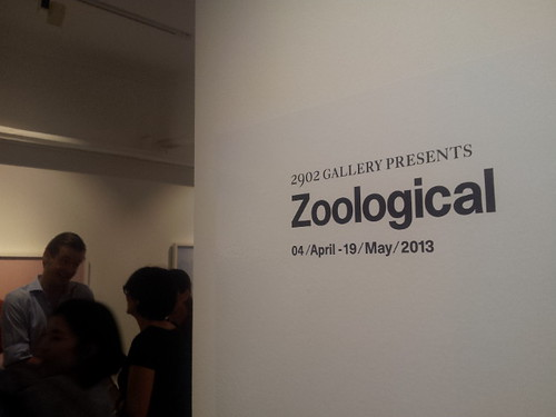 2902 Gallery Presents Zoological