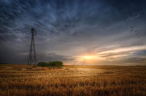 paisagem Kansas EUA