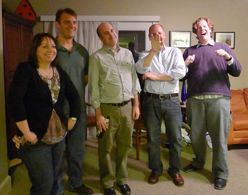 Band Members, April 5, 2012