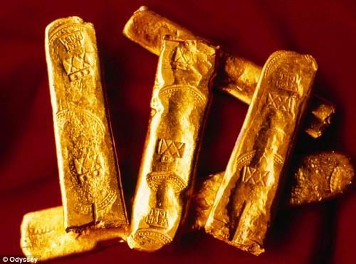 Rosario gold bars
