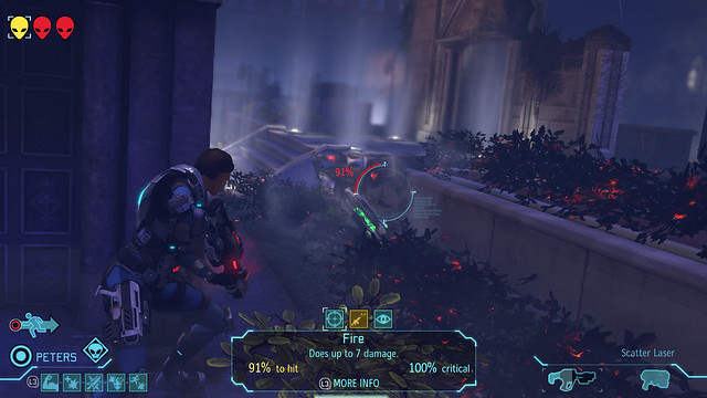 XCOM: Enemy Unknown on PS3