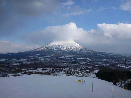 snow ski japan hokkaido skiing 北海道 雪 東山 ニセコ ひらふ アンヌプリ ひらふ亭