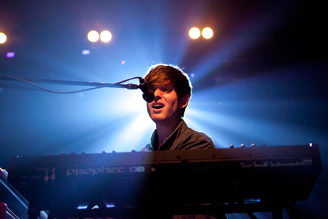 James Blake @ Heaven, London 09/04/13