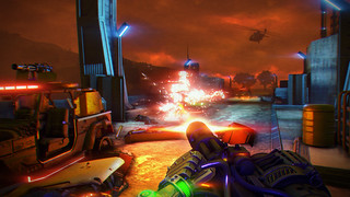 Far Cry 3: Blood Dragon on PS3