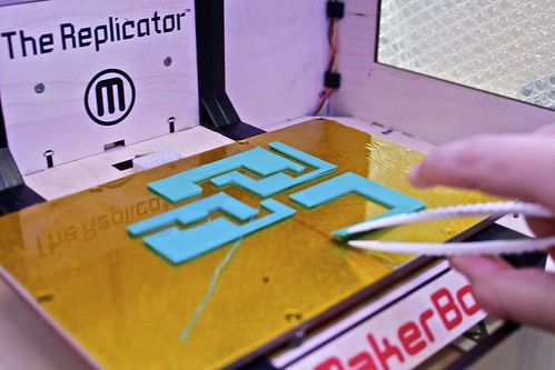 Geometría y escultura. Impresión 3D