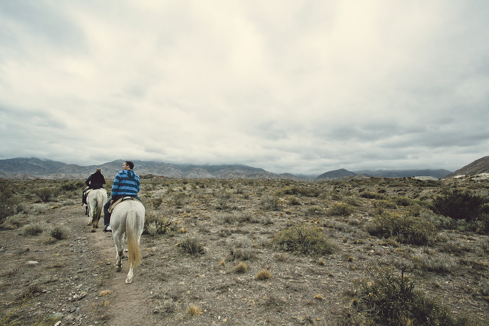 Horseback Riding in Argentina