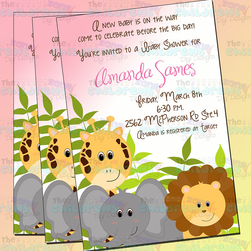 Excellent Baby Shower Invitation In Spanish Ideas - Invitation Card ...