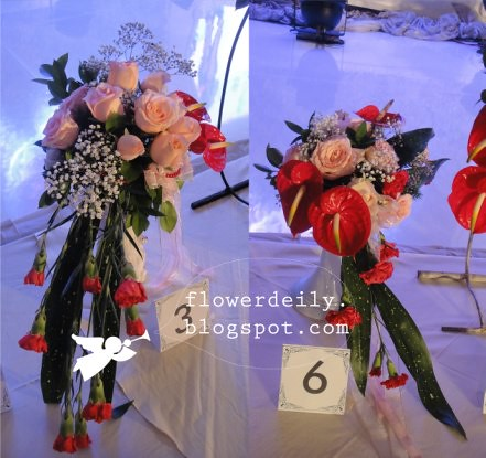 wedding hand bouquet competition ipbi 2013 8