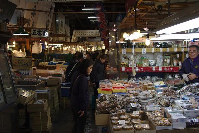 0231 - Tsukiji el Mercado de Pescado