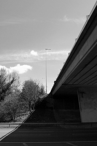 M27 Motorway Bridge, Portsmouth