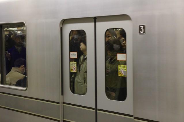 0215 - En el metro
