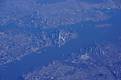 Manhattan from the Air 22781