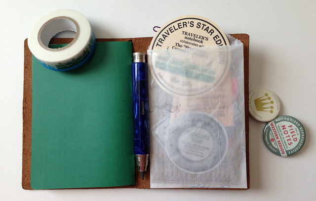 Travelers Notebook Refill  Weekly