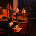 Praise Band in rehearsal