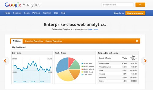 Google Analytics Official Website - Web Analytics & Reporting – Google Analytics