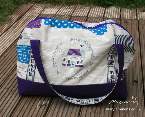 Aeroplane Bag - side 1