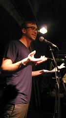 Nicolas - textstrom Poetry Slam Wien