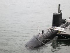 vehicle, watercraft, ballistic missile submarine, boat,