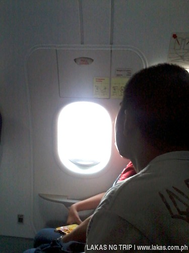 Emergency Exit Door of an Airplane
