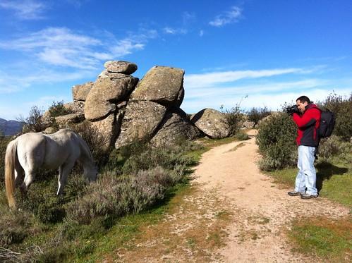 Excursión fotográfica a la Pedriza