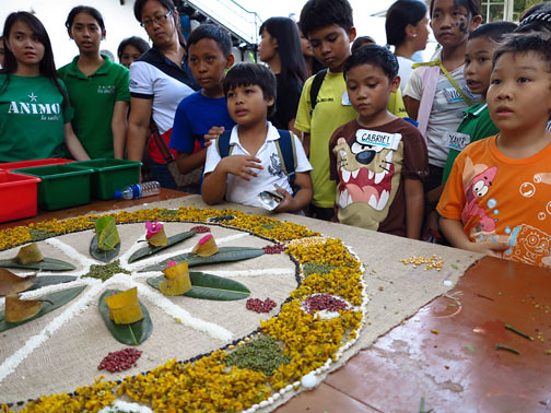 KIDS BECOME EARTH DEFENDERS AT MUSEO PAMBATA