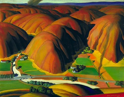 Ross Dickinson, Valley Farms