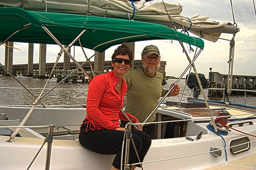 Captain and First Mate - South Bound Again
