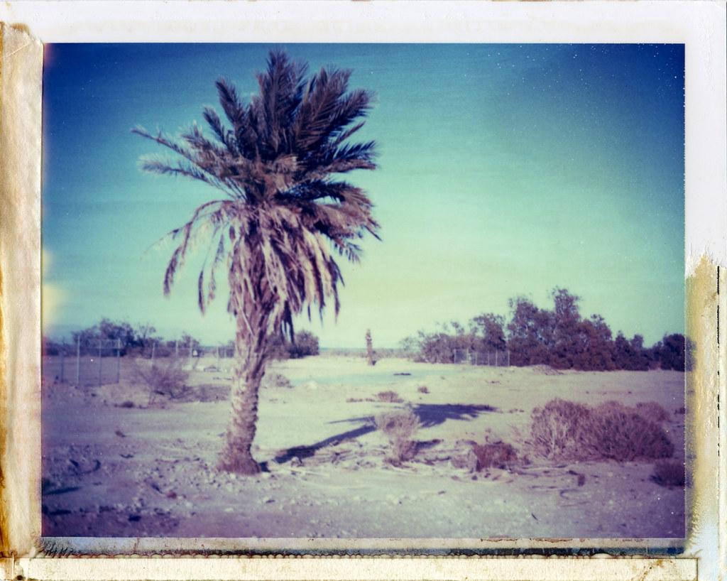 Salton Sea Military Reservation, CA