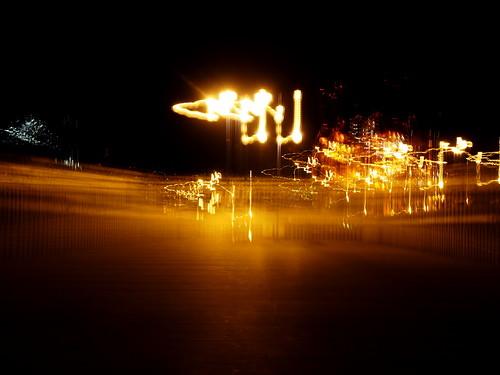 Grim night roaming