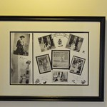 Family history photos showing history of property from early 1900s