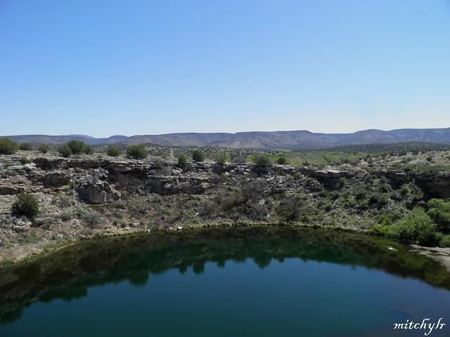 Montezuma's Well 1