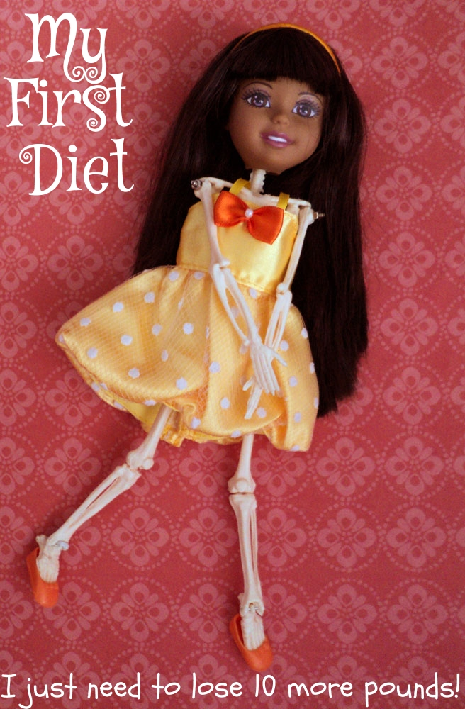 My First Diet - Ana