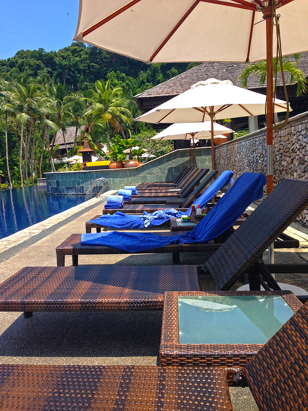 Pangkor Laut Resort Pool