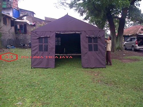 Tenda roder / VIP / family / hanggar