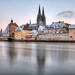 Icy Evening - Regensburg by 1982Chris911 (Thank you 5.500.000 Times)