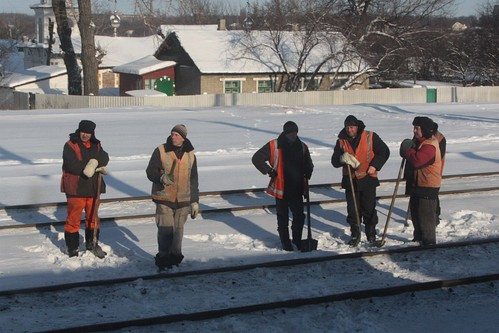 Yet another snow clearing crew