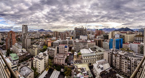 chile santiago urban landscape photography day cloudy streetphotography panoramic urbanlandscape santiagodechile fotografía panorámica fotografíaurbana mateolanzuela