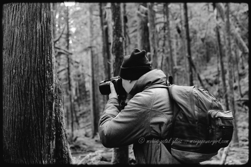 bg shooting trees at wallace falls state park