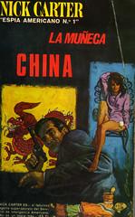 Nick Carter, La muñeca china