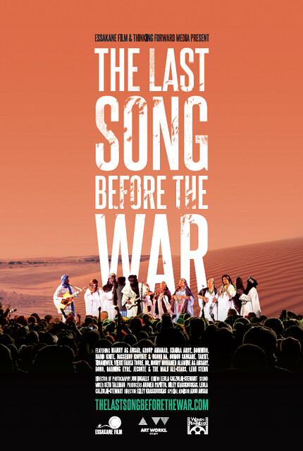 Last Song Before the War Poster