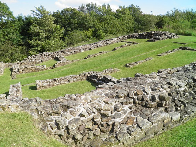 Milecastle 48 (Poltross Burn), Hadrian's Wall
