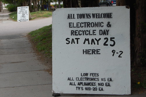 Franklin_RecycleDay_May25