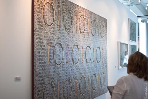 Mariella Agois - Sirveme de Memoria III - Exposición Nacional - ART Lima