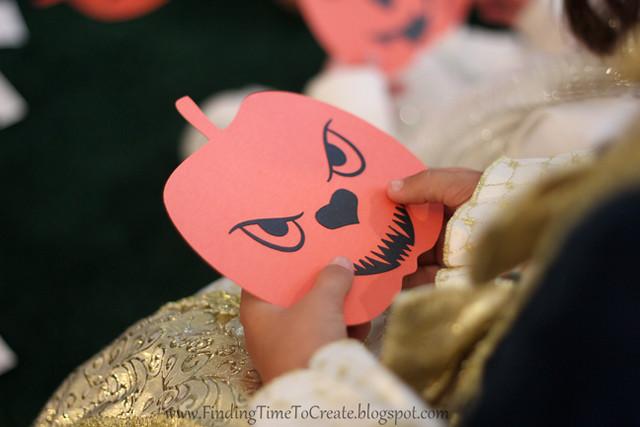 Halloween kids craft 2