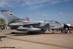 45+20 - 553 GS168 4220 - German Air Force Luftwaffe - Panavia Tornado IDS - Fairford RIAT 2006 - Steven Gray - CRW_1489