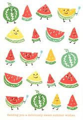 #164 Watermelon