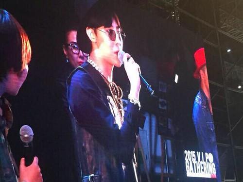 G-Dragon - V.I.P GATHERING in Harbin - 21mar2015 - Fan - 01