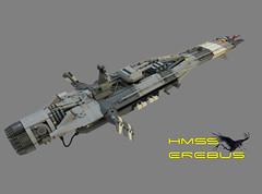 HMSS Erebus