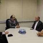 Levy Fidelix visita o Sindicato dos Engenheiros do Estado de SP
